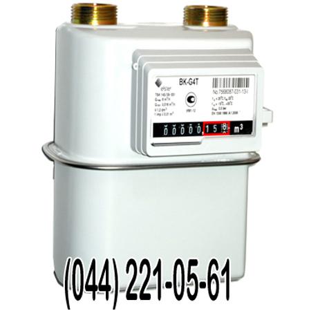 Elster BK-G4T счетчик газа с